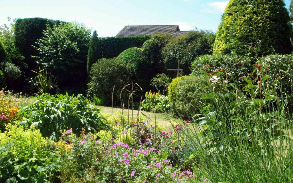 garden services border maintenance